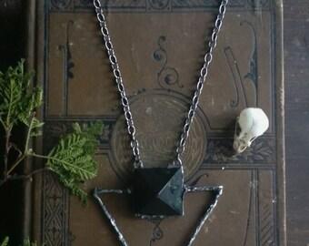 Black Chasm Necklace
