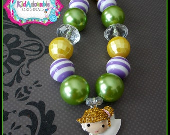 Fairy Chunky Necklace