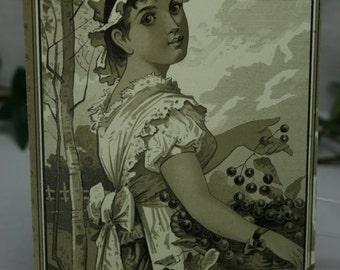 Trade Card - Victorian Trade Card - Tascott's Enamel Paint