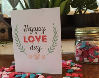 Card-Love Day