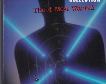Vintage Daryl F. Gates' Police Quest Collection The 4 Most Wanted Installation Guide And Manuals 1995 - Sierra - Death Angel - The Kindred