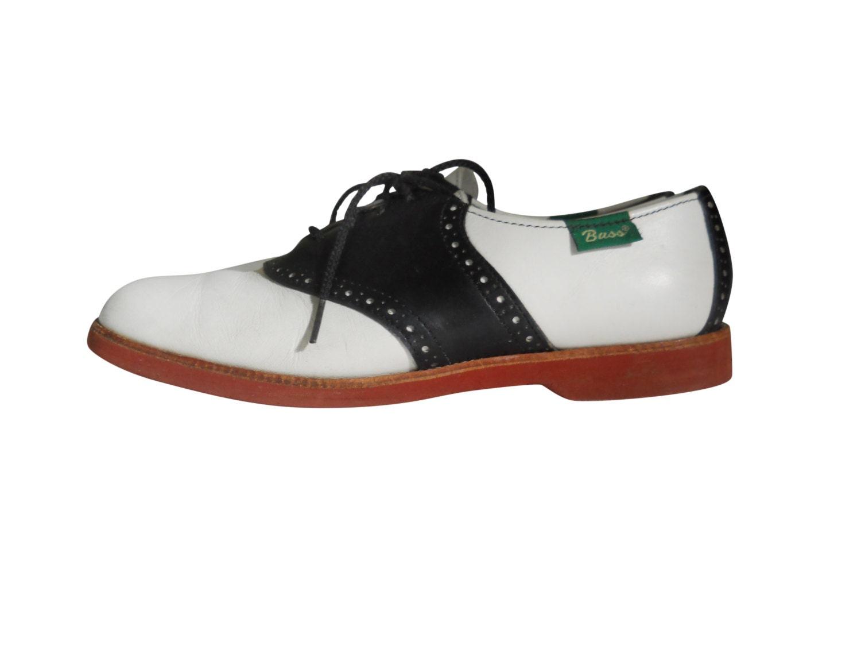 saddle shoe 8 black and white shoe size 8 oxford