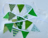 Saint Patrick's Day Pennant, Bunting, or Garland Decoration