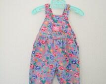 Osh Kosh Bgosh Overalls Vintage Baby Clothes