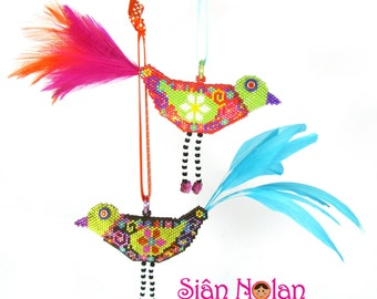 Shake Your Tail Feathers - Pattern/PDF/Instructions