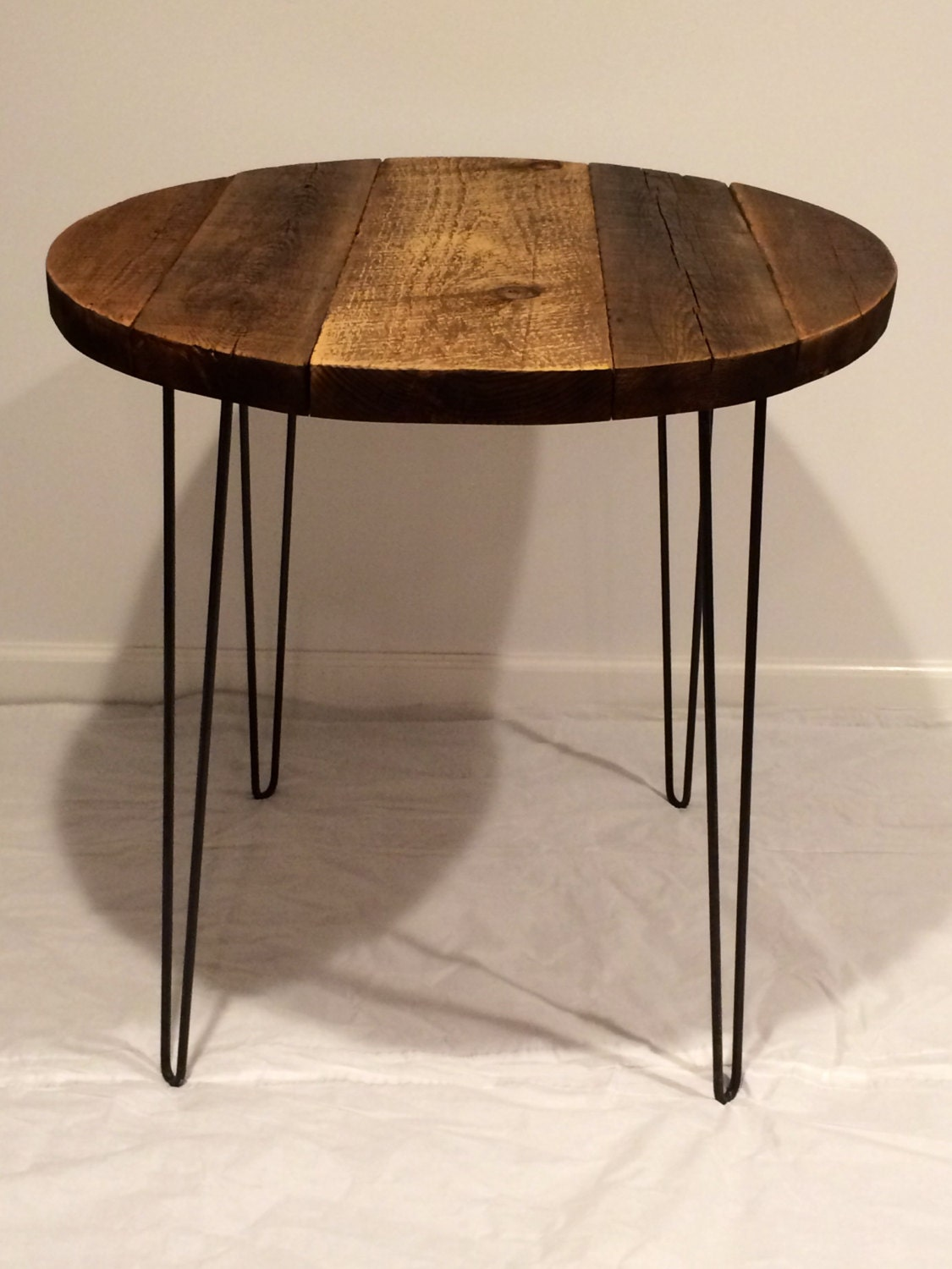Round Table Reclaimed Wood Furniture Store By Swdesigns74 On Etsy
