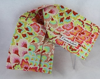 Handmade Microwave Heating Pads - Amy Butler Fabric - Heating Pads - Flax or Rice