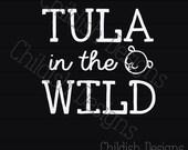 Tula in the Wild Car Decal