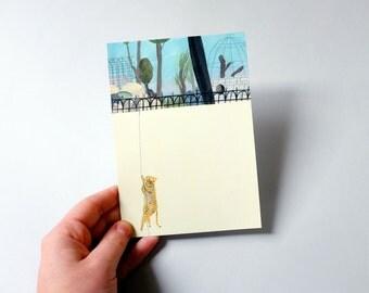 Carte Postale, Illustration, La Grande Evasion