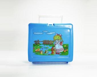 80s Anime Lunchbox