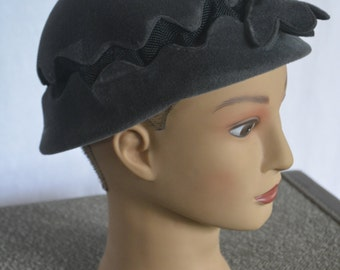 40's Frances and Walter Nelkin Hat