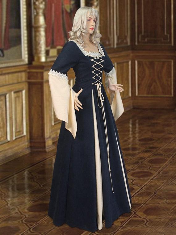 Brilliant  Dresses Medieval Dresses Costumes Medieval Renaissance Fair Ren