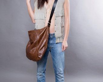 Leather bag Black leather bag hobo leather bag leather