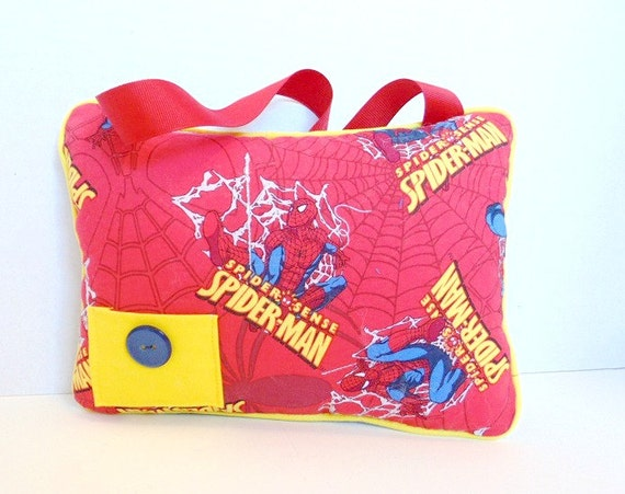 Custom Squishy Pillows : Personalized Spiderman Tooth Fairy Pillow by ToothFairyWorks