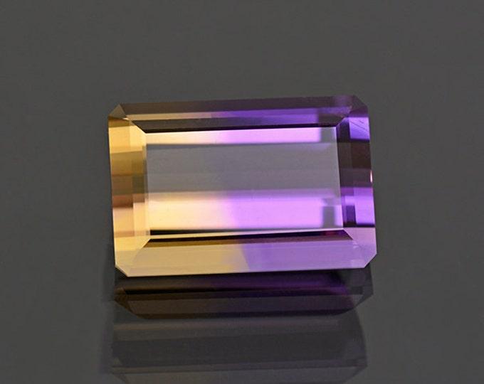 Breathtaking Bi-color Bolivian Ametrine Gemstone 8.61 cts.