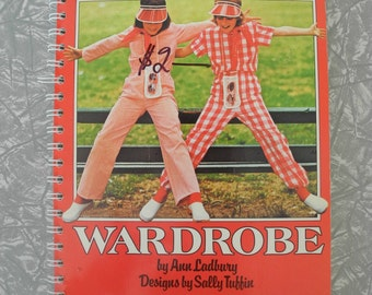 Children's Wardrobe Sewing Book
