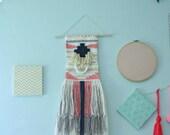 Handemade Woven Wall Art/ Woven Wall Hanging