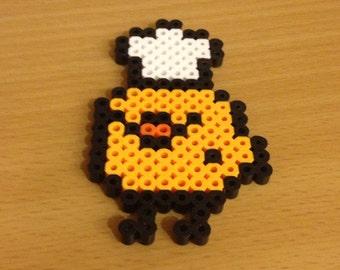 Chicken Chef Sprite Key Chain or Magnet