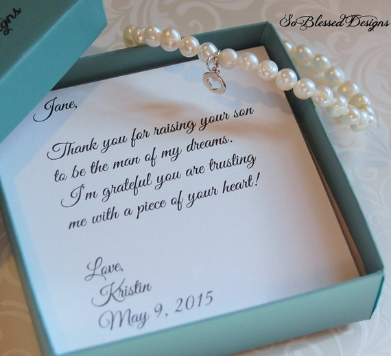 Mother of Groom, Mother of Bride, Mother in law gift, Wedding gift ...