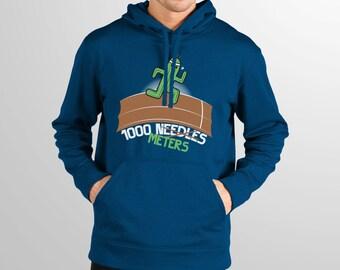 1000 Meters (Final Fantasy hoodie)