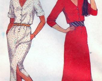 McCall's 7002 Pattern - Women's Dress - Size 40   B44 - UNCUT