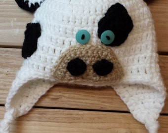 TH1 Cow hat