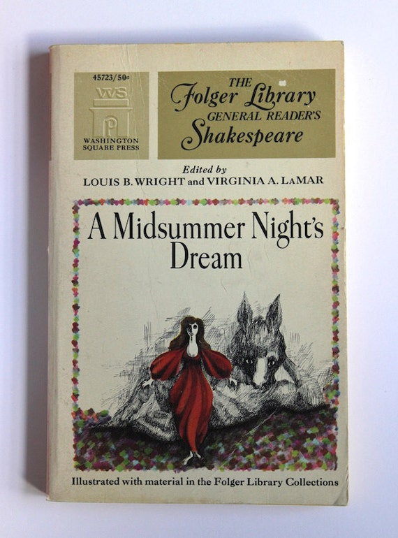 shakespeares play in midsummers nights dream essay William shakespeare's a midsummer night's dream is complicated enough to provide no shortage of writing prompts and essays questions whether in respect to the entire play, a character analysis or.