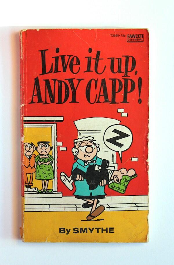 1970s live it up andy capp by smythe vintage paperback for Smythe inc