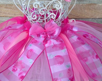 Rose Petal Tutu  Ready2Ship  Perfect 4:  pageant wear, ooc, birthday, photo shoot, dress up play