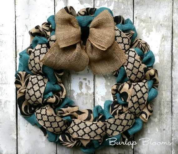 Where To Buy Christmas Decorations Year Round: Year Round Wreath Everyday Wreath Spring Wreath Burlap