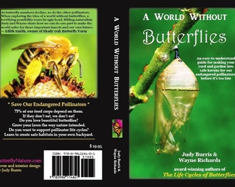 My new butterfly gardening book