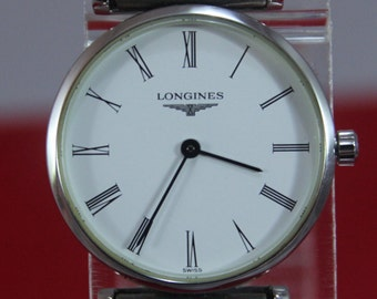Ladie's Longines La Grande Classique L4 209 4 Quartz Watch