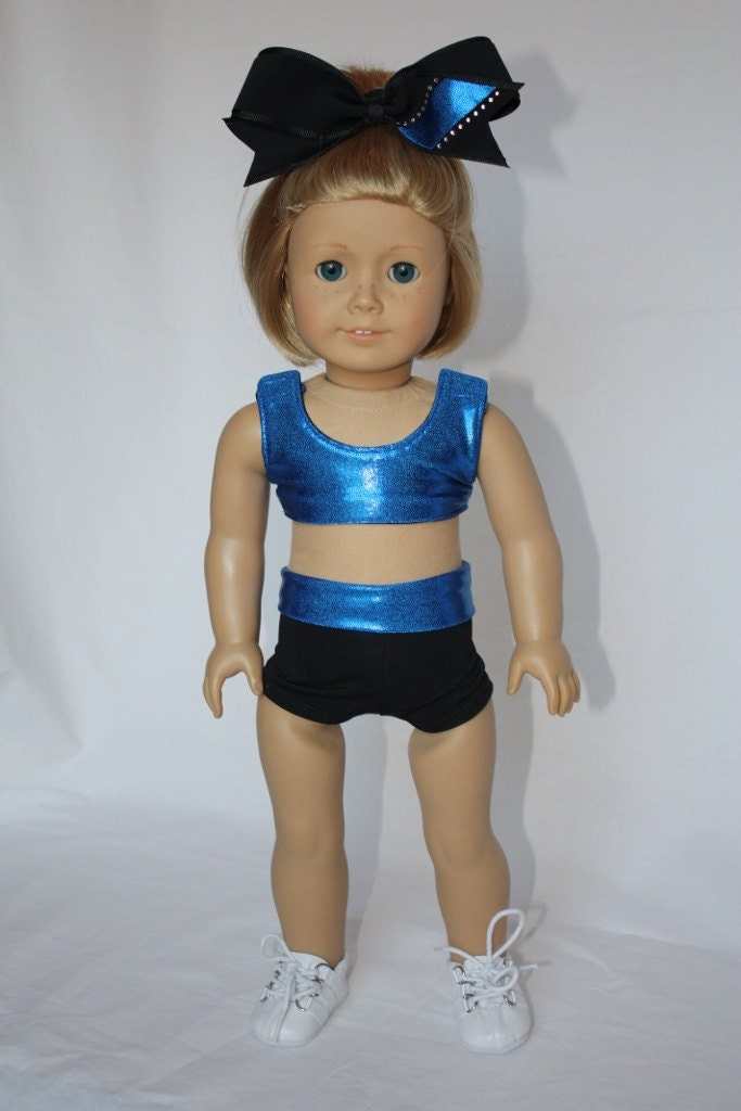 Doll Cheerleader Outfit