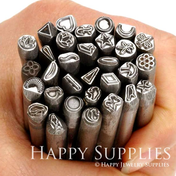 Items similar to custom quenching hardness steel stamp for Metal stamping press for jewelry
