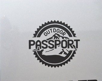 Outdoor Passport
