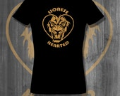 Lioness Hearted Lion T shirt Plus Size Clothing Cool T shirts Lion Clothing Plus Size Tops gifts for her black history african clothing