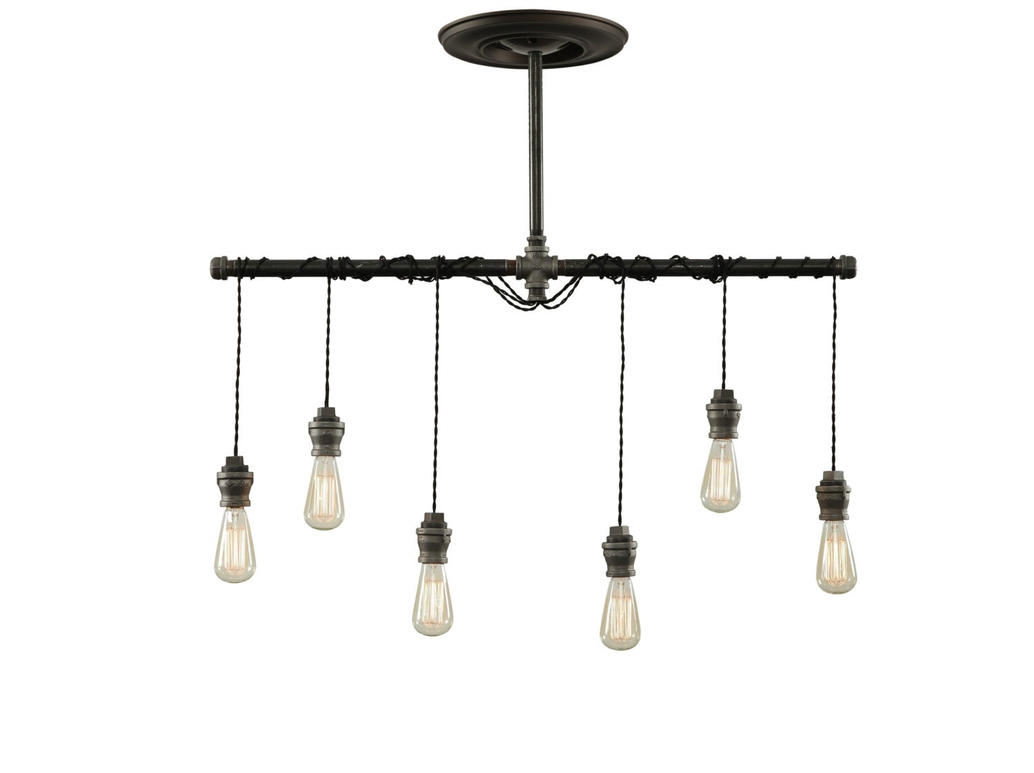 chandelier swag chandelier modern chandelier industrial. Black Bedroom Furniture Sets. Home Design Ideas