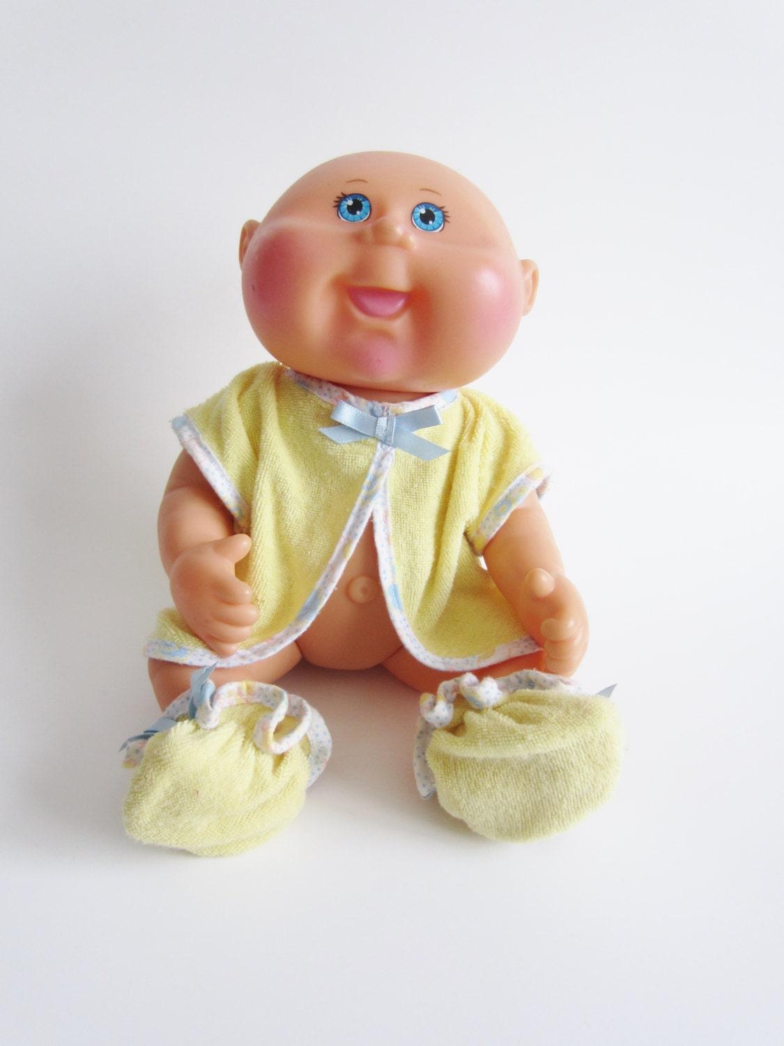 vintage 1990s 3pc cabbage patch clothes by