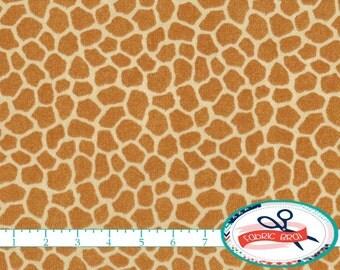 JUNGLE BABIES GIRAFFE Fabric by the Yard, Fat Quarter Patty Reed Nursery Fabric Apparel Fabric Quilting Fabric 100% Cotton Fabric t5-33