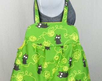 Large Cat Purse