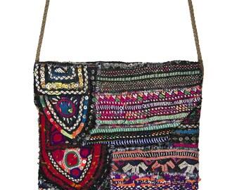 PAKISTANI BAG - Vintage small Pakistani Bag - Type 2