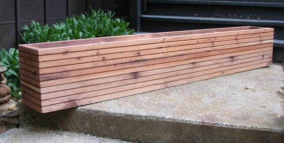 Modern Window Planter Boxes Mid Century Modern Garden Free