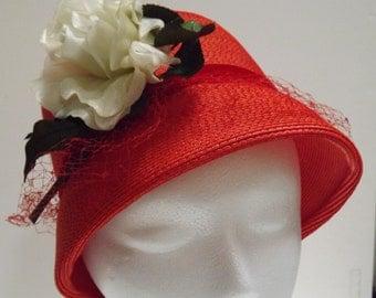1960s Bucket Hat