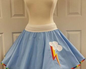 Rainbow Cutie Skirt