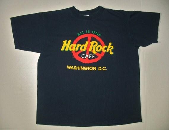 Hard Rock Cafe Washington Dc T Shirt