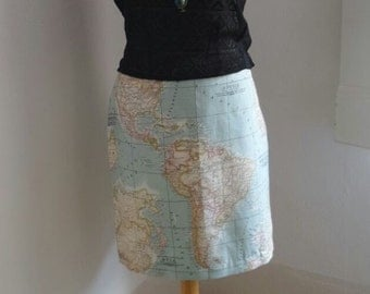 The World - Skirt by Blanca Condeminas