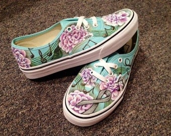 Painted Shoes - Any Design!