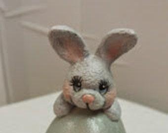 Bunny Climbing Easter Egg