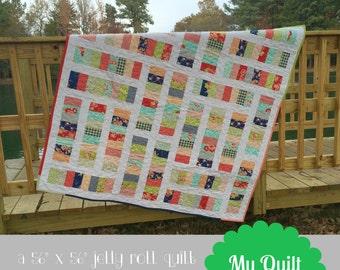 Laundry Money Quilt Pattern