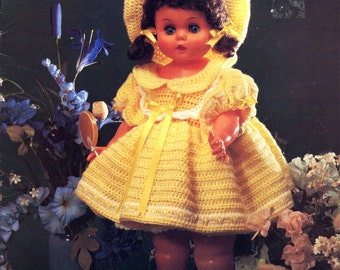Crochet Collection from Leisure Time Publishing (doll clothes)